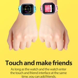 Image 3 - 4G ילדים חכם שעון IP67 עמיד למים Smartwatch GPS Wifi גשש מצלמה שיחת וידאו עבור תינוק Y95 PK A36E