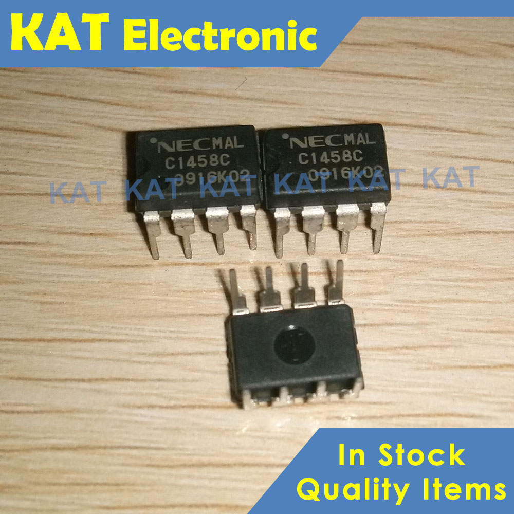 5PCS/Lot UPC1458C C1458C UPC1458G2 1458 UPC1458 DIP-8 SOP-8 GENERAL PURPOSE DUAL OPERATIONAL AMPLIFIER