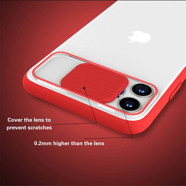 Camera Lens Protective Case For iPhone 11 Pro MAX SE 2020 Soft TPU Cover For iPhone 8 7 6 6S Plus X XS XR 12 Mini Pro Max Cases 3