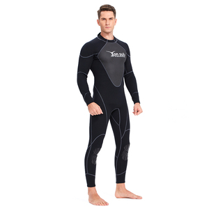 1.5mm Neoprene WetSuit Scuba Diving Suit Surf Spearfishing One-Piece and Close Body Swimwear Snorkeling Prevent Jellyfish suit(China)