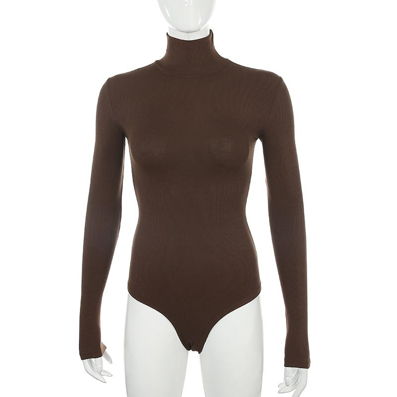 Brown Bodysuit (2)