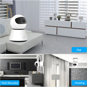 Image 5 - ZILNK 1080P HD Wireless WIFI IP Camera Cloud Intelligent Auto Tracking Of Human Home Security CCTV Baby Monitor Ycc365 Plus