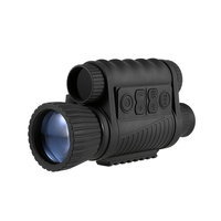 Infrared Night Vision Monocular 6X50 Zoom Night Vision Goggles 350M Distance Night Watching Observation and Digital Ir Hunting D