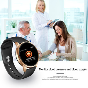 Image 3 - LIGE 2019Fitness Tracker Waterproof Smart Bracelet Screen heart rate Monitor Pedometer Smart Wristband Sport Smart Watches Women
