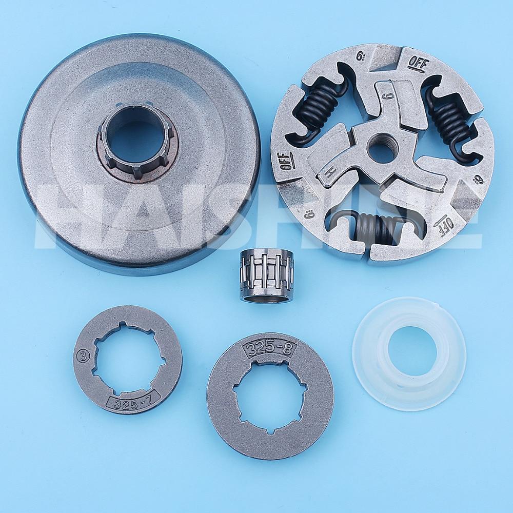 """.325/"""" 7z ring rueda dentada 66mm compatible con 40 Husqvarna"""