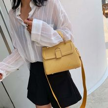 цена на Women Fashion PU Leather Shoulder Bag Satchel Crossbody Handbag Tote Purse Messenger F42A