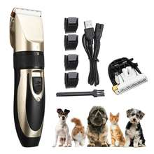 Professional Pet Dog Hair Trimmer Animal Grooming Clipper Pet Shaver Cat Haircut Shaver Electrical Scissor Clipper for Dogs