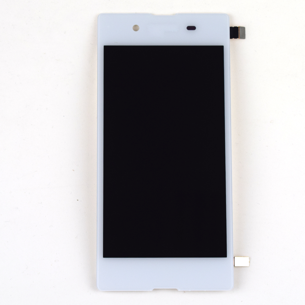 For <font><b>Sony</b></font> <font><b>Xperia</b></font> <font><b>E3</b></font> <font><b>D2202</b></font> D2203 D2206 D224 Touch Screen Digitizer Sensor Glass Panel + LCD Display Monitor Module Assembly image