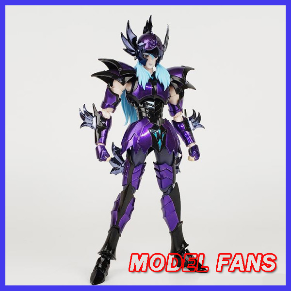 MODEL FANS IN-STOCK  JMODEL Saint Seiya Specters gold saint EX Pisces Aphrodite action figure Cloth Myth Metal Armor