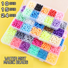 DIY Beads Crafts Set Educational Toys For Kids Colorful Creativity Magic Water Bead Accessories Christmas Gifts Toy For Children flash sale