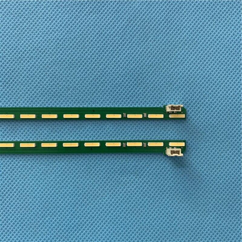 NEW 2PCS 537mm LED Backlight Strip 46 Lamp For LG 49Inch FHD R L Type 49LF5400 G1GAN01-0791A G1GAN01-0792A MAK63267301 Tv Parts