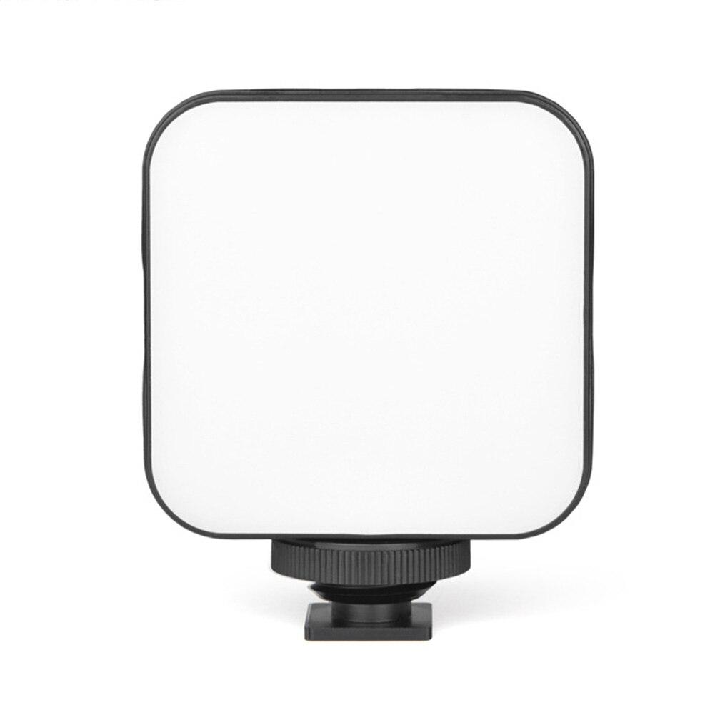 Мини-студия фотографии Универсальный Открытый DSLR Камера 6500k светодиодный видео Лампа Пластик ручной вечерние свадебные заполнить светильн...