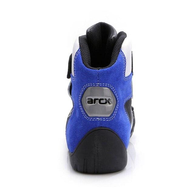 Байкерские ботинки ARCX 5