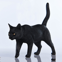 1/6 scale model Chinese Garden Cat Series for Soldiers JxK003 Decoration Static Animal Model for 12 inch scene model accessories