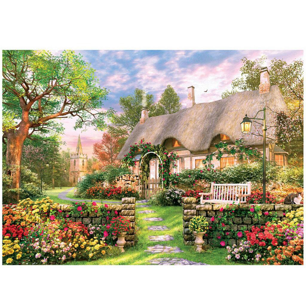 New 1000Pcs Jigsaw Puzzles Famous Painting Of World Van Gogh Oil Painting Adult Kids DIY Jigsaw Puzzle Creativity Imagine Toys