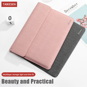 Laptop sleeve bag Huawei matebook 14 Cover for Lenovo Air pro13 macbookpro 13.3 HP 15.6 Dell 16.1 xiaomi computer bag mbp case