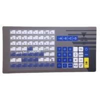 Oryginalny SM300 folia na klawiaturę angielska wersja dla DIGI SM300P skala balansu SM 300P Panel 56 klucze klucz arkusz w Części drukarki od Komputer i biuro na