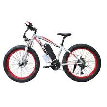 Velocità Xdc600 21 Smlro di Alta Qualità Bici Elettrica/Bicicletta elettrica Fat Tire 48v 10ah 350w Ebike Elettrico bici Della Bicicletta Della Bici Star