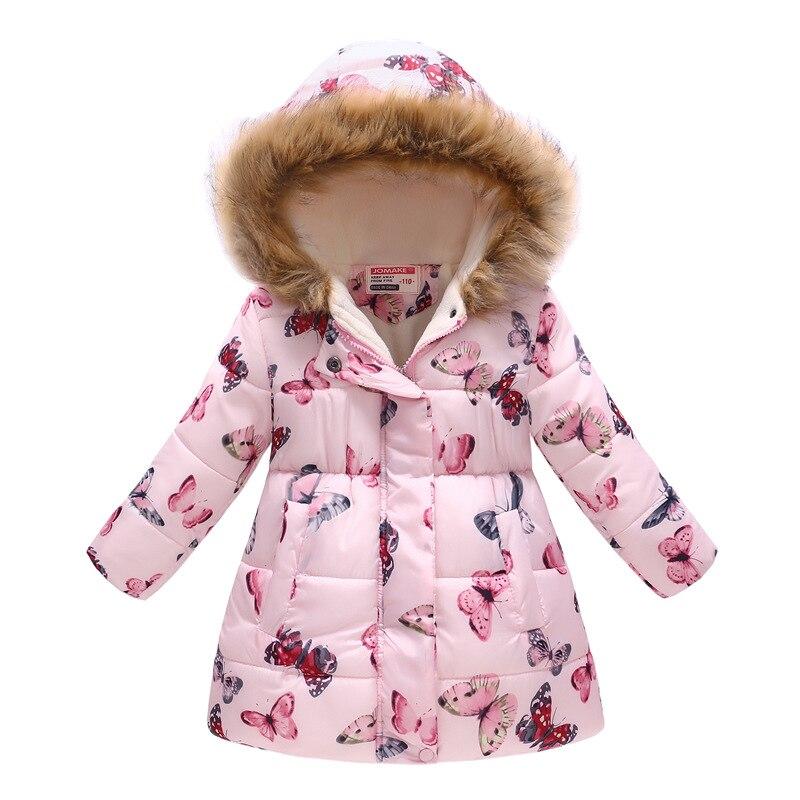 2020 novo engrossado multicolorido inverno menina jaqueta 04