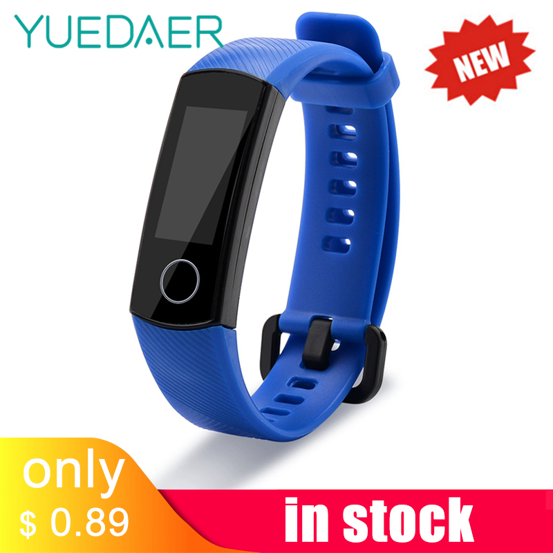 YUEDAER New Color Silicon Strap For Honor Band 4 Bracelet Soft TPU For Huawei Honor Band 4 Band4 Straps Wristband Accessories