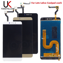 """5.5 """"สำหรับLeeco Cool 1 สำหรับLetv LeEco Coolpad Cool1 Cool 1 C106 C106 9 C106 7 หน้าจอLCD digitizer Assembly"""