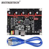 BIGTREETECH SKR V1.3 ARM 32 Bit 3D Printer Controller Board Smoothieboard Open Source Mainboard like MKS GEN L