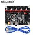 Bigtreetech Skr V1.3 Braccio 32 Bit 3D Scheda di Controllo Della Stampante Smoothieboard Open Source Mainboard Come Mks Gen L