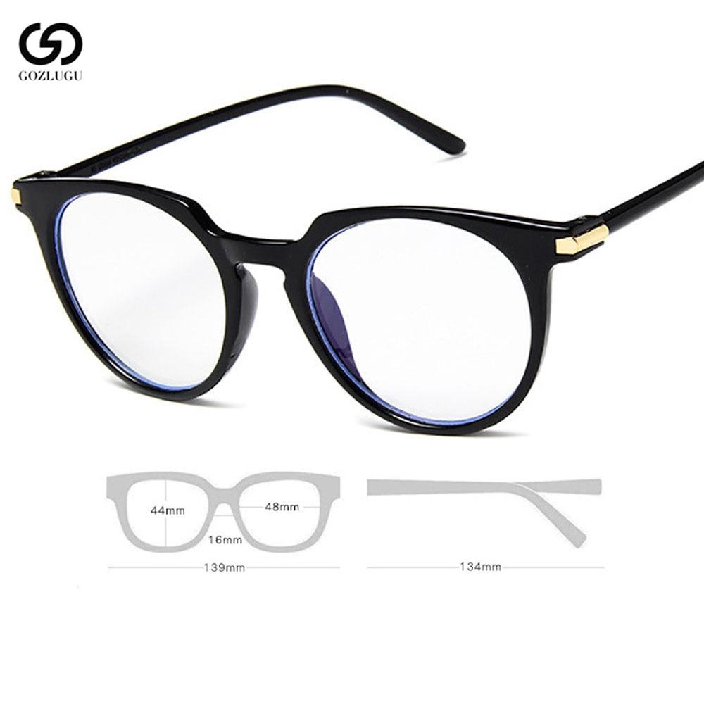 Fashion Women Glasses Frame Men Eye glasses Frames Vintage Cat Clear Lens
