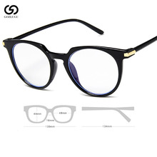 Fashion Women Glasses Frame Men Eye glasses Frames Vintage Cat Clear Lens