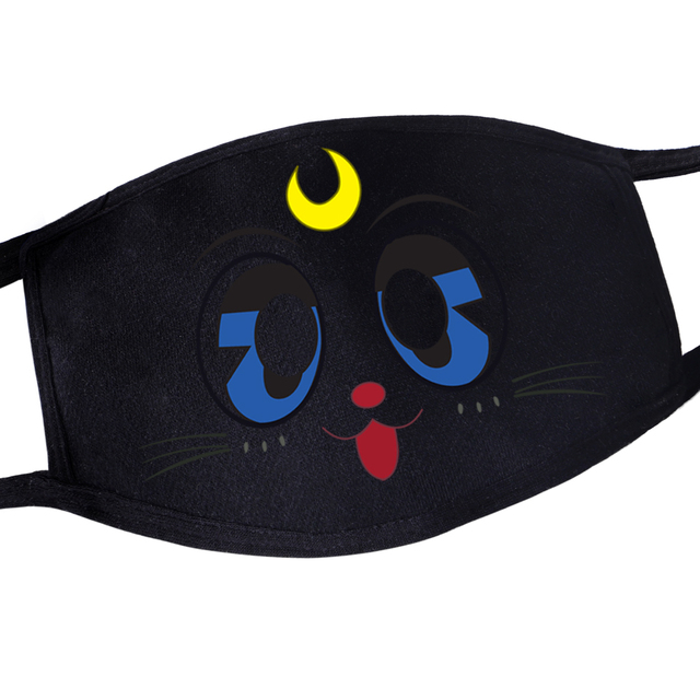 Simple Letter Masks Festive Party Respirator Warm Kpop Bts Face Mask Camouflage Anti Dust Mouth Masque Muffle Respirato Masks 2