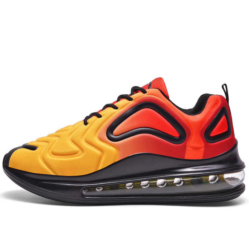 Merk Mannen Vrouwen Sport Loopschoenen Luchtkussen Sportschoenen Sneakers Mannen Comfortabele Trainers Walking Jogging Schoenen Schoeisel