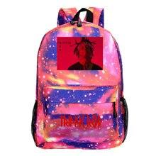 Trippie redd (Триппи) рюкзак 2020 новый модный нейтральный большой