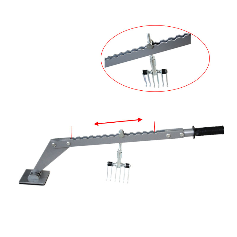 home improvement : 600 800mm Track Brackets Miter Track Stop Scale Set Woodworking T Slot Aluminum Table Saw Fence Workbench DIY Woodworking Tools
