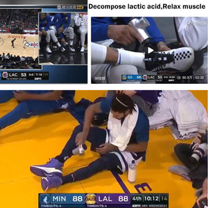 Image 5 - Pistola para massagem muscular, pistola de fisioterapia para massagem profunda, alivia dor muscular de exercícios