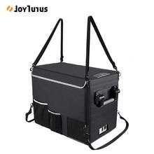 Joytutus 40L Protective Bag Portable Carry Bag for Car Fridge Keep Cooling Drip-proof Portable Refrigerator Fridge Freezer