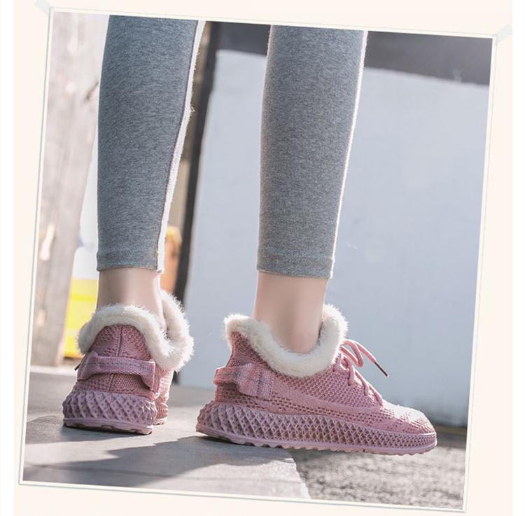 Women Vulcanized Mesh Sneakers 14
