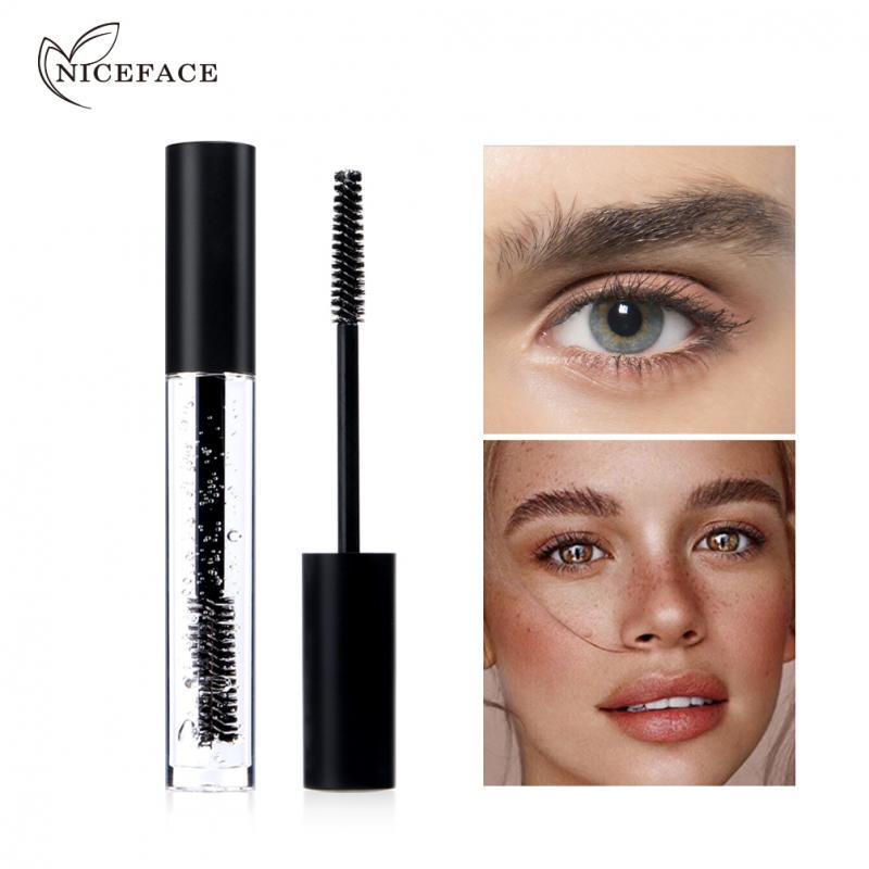 Long-lasting Waterproof Eyebrow Setting Gel Natural Colorless Transparent Eyebrow Styling Liquid Sweat-proof Eyebrow Cream TSLM2