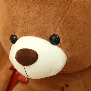 Image 5 - 1 adet büyük oyuncak ayı peluş oyuncak güzel dev ayı büyük dolması yumuşak bebekler çocuk oyuncak doğum günü hediyesi kız arkadaşı için