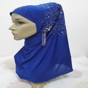 Image 5 - קמעונאות מוסלמי ואגלי מטפחת ערבים אסלאמיים חתיכה אחת קריסטל חרוזים חיג אב