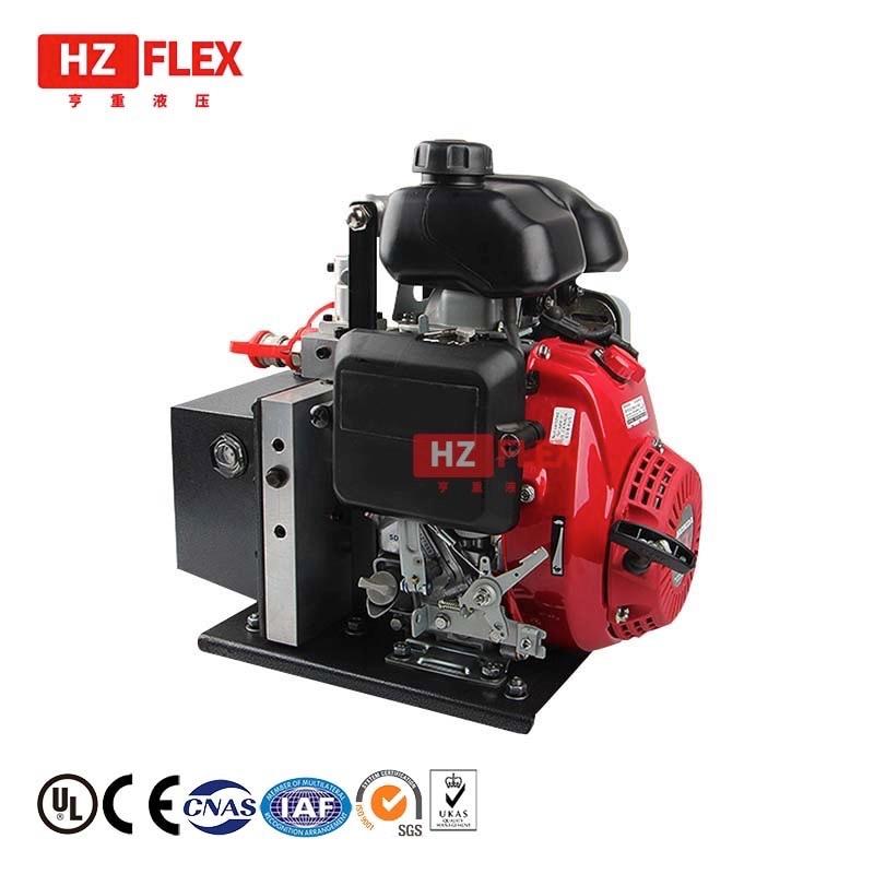 BJQ630.6 A Ultra high pressure hydraulic pump fire rescue fire equipment double output hydraulic motor pump|Hydraulic Tools| |  - title=