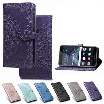 Перейти на Алиэкспресс и купить Кожаный бумажник, силиконовый чехол, чехол для zte Blade A5 A7 2020, сумка для телефона, чехол для zte Blade A7 10 Prime