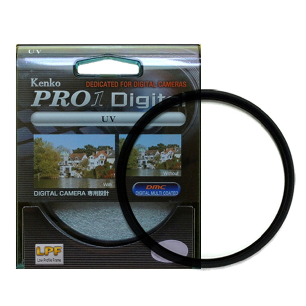 Kenko PRO1 Digital Multi-Coated UV Camera <font><b>Lens</b></font> Protection Filter 58 67 72 <font><b>77</b></font> 82 46 49 52 55 Polarizer Filter DMC For Camera <font><b>Lens</b></font> image