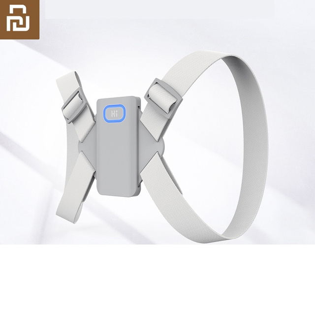 original Youpin Hi+ intelligent posture belt Smart reminder correct posture wear breathable for kids adults