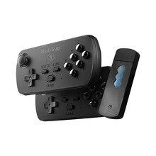 IWOHL 32BIT TV Retro Video Game Console 1700+ Retro Games for HD Wireless Handheld Prefix 6 Key 2 Joystick