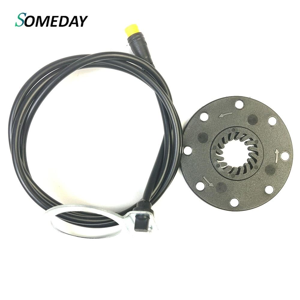 Ebike KT 8 12 Magnet PAS Pedal Assist Sensor PAS Pedal E bike Slip Type Parts