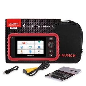 Image 5 - LAUNCH – outil de diagnostic automobile CRP129X, Scanner OBD2, Android, 4, réinitialisation de lhuile, EPB/SAS/TPMS