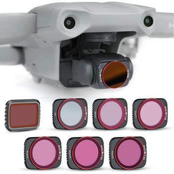 цена на Lens Filter for DJI Mavic Air 2 Filter UV CPL Camera Professional ND8 ND16 ND32 ND64 ND4-PL Set Glass Accessories
