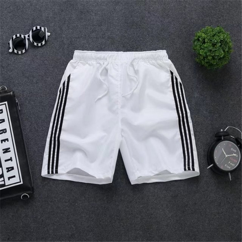 Summer Shorts Five-Cent-Trousers Plus-Size Beach Cotton Casual BELTED Comfortable Leisure