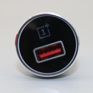 Image 3 - Originele Oneplus Dash autolader 5V4A Voor Een plus 6T 5/5 T/3/3 T dash Lading Adapter 1 M/1.5 M/2 M rode Ronde Dash USB Type C Kabel