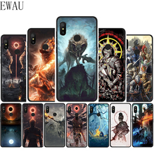 EWAU dark souls Soft Silicone Phone Cover Case for Xiaomi 5X